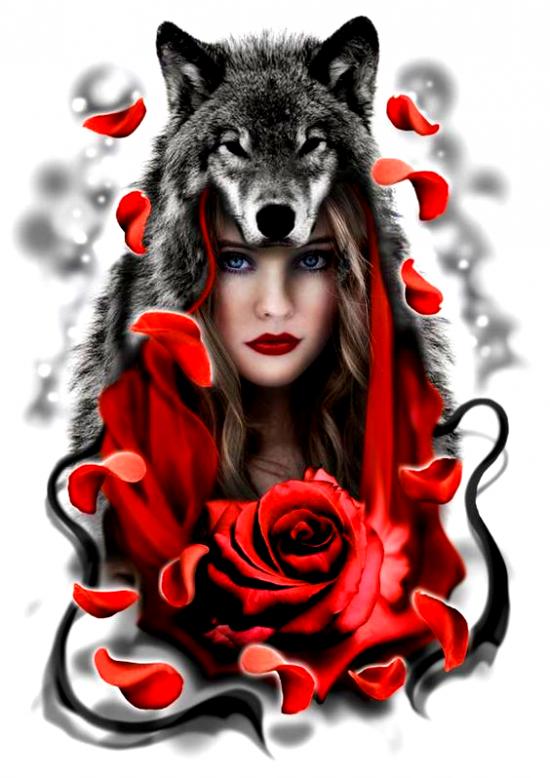 некоторое время красивые фотографии со шкурой волка поделитесь